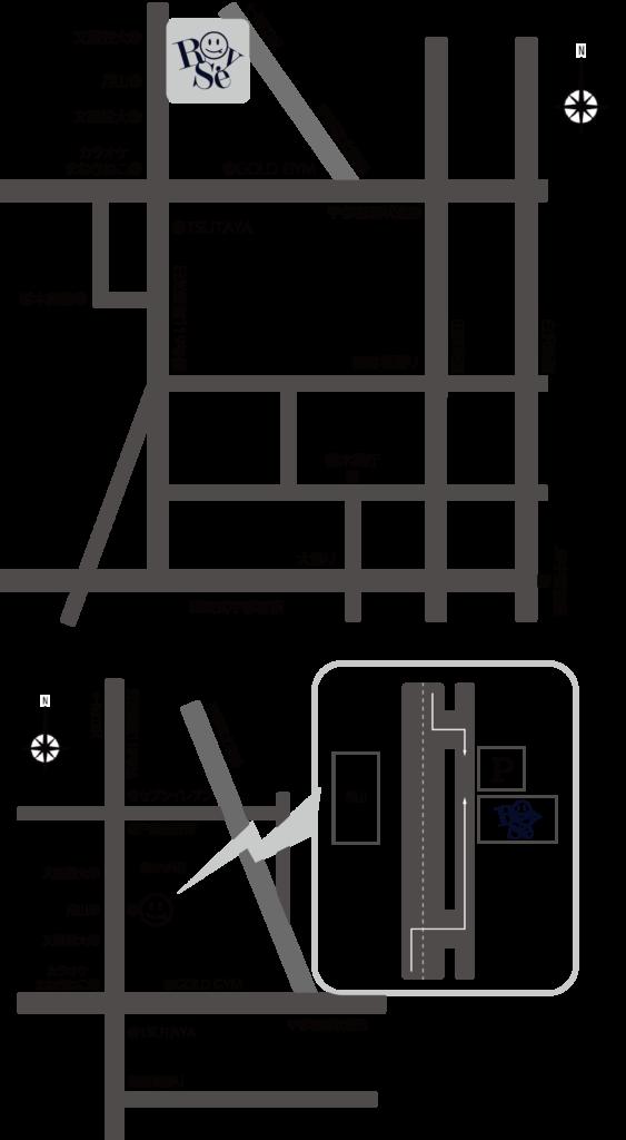 カフェ地図